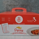penne all arrabbiata my cooking box